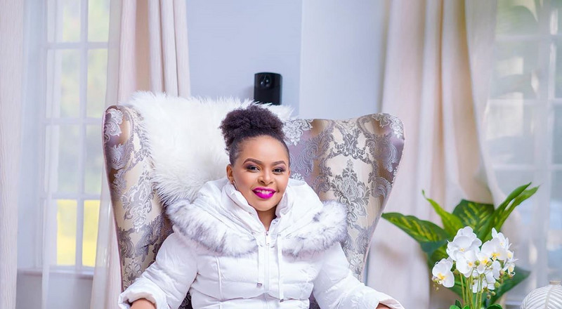 Size 8's reaction after daughter is voted most stylish celebrity kid in East Africa