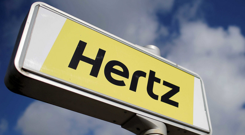 The CEO of Hertz will get a $700,000 payday as his 103-year-old company crumbles into bankruptcy