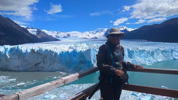Ispred najvećeg rastućeg glečera na svetu - Perito Moreno