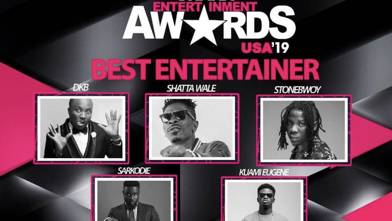 Pulse com gh, Shatta Wale, Sarkodie, others nominated for