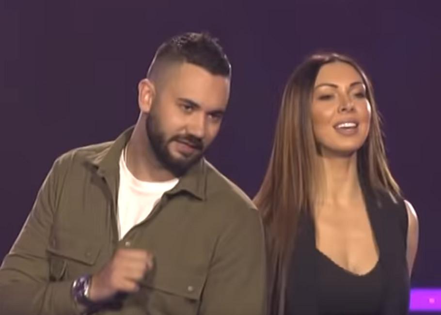 Aca Živanović i Gabrijela Pejčev