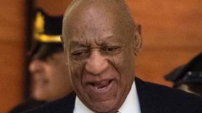 Bill Cosby przyznał, że stracił wzrok