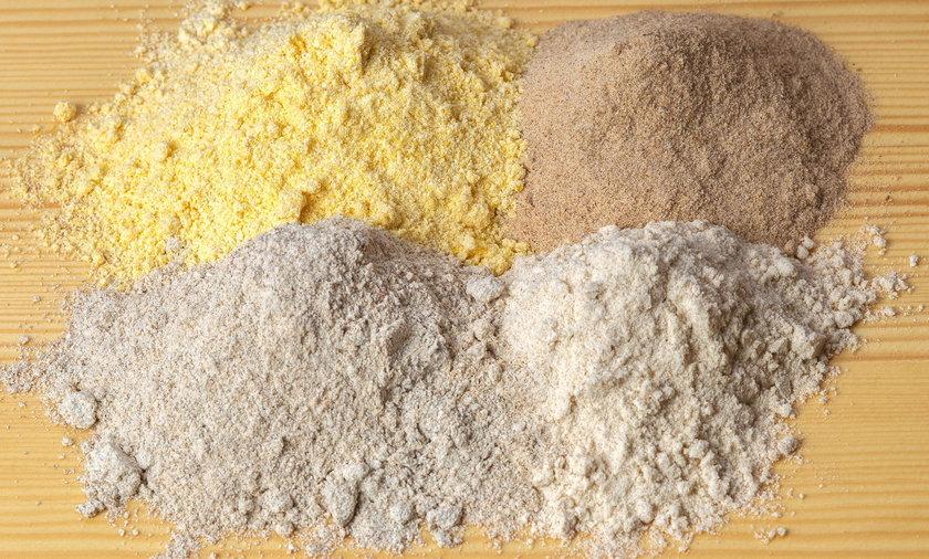 Rodzaje mąk. Mąka kokosowa, mąka ryżowa, mąka jaglana. Jaka mąka na obniżenie cholesterolu?