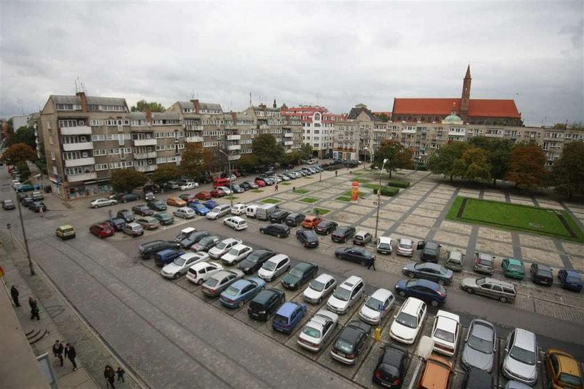 Nie zaparkujesz na Nowym Targu