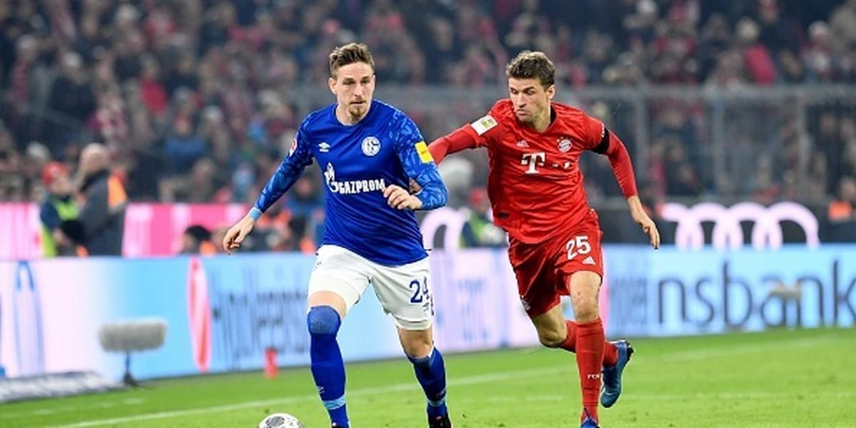 Schalke Bayern