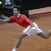 """""""SPREMAN SAM ZA TEBE!"""" Novak Đoković je ovako stavio Nadalu do znanja koliko motivisan je dočekao finale u Rimu! /VIDEO/"""