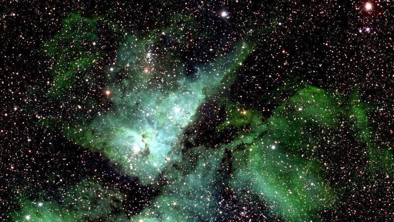 46-gigapikselowa mapa kosmosu