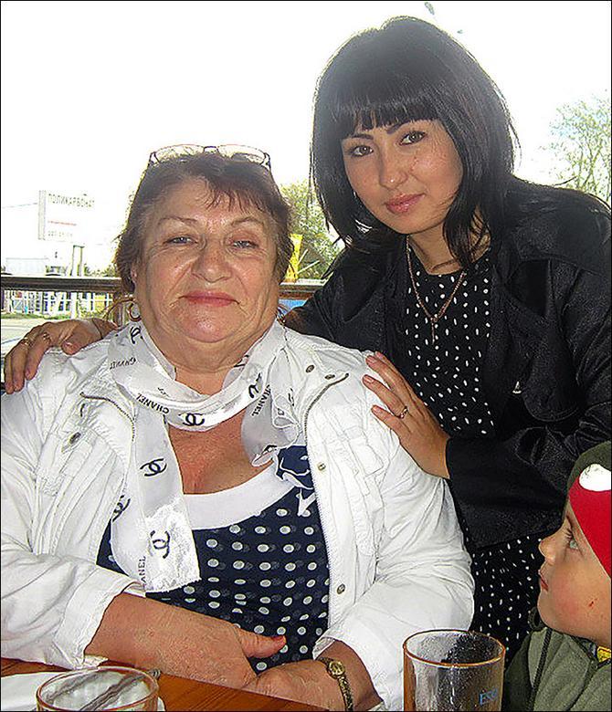 Zoja sa Katjom