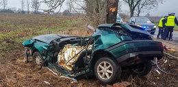 Tragiczny bilans ostatnich dni na polskich drogach. Zginęło 30 osób