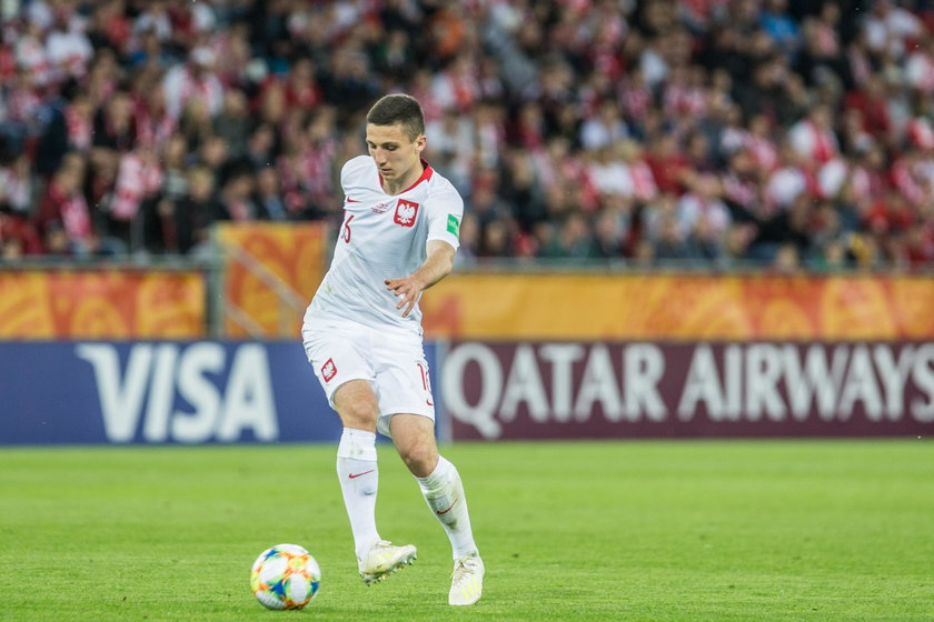 Pilka nozna. MS U20. Polska - Tahiti. 26.05.2019