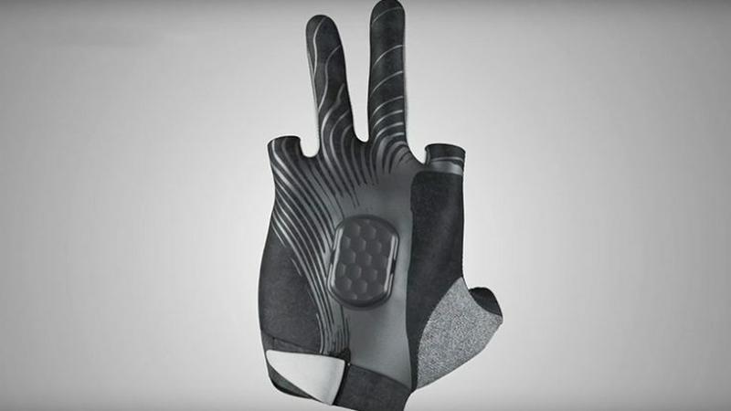 Delta Gloves - rękawiczki dla sportowców