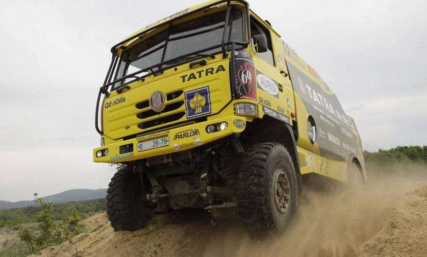 Groźny wypadek na Rajdzie Dakar