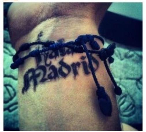 Nowy Nabytek Barcelony Ma Tatuaż Związany Z Realem Madryt