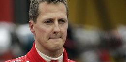 Dramat Schumachera! Waży tylko 45 kilogramów
