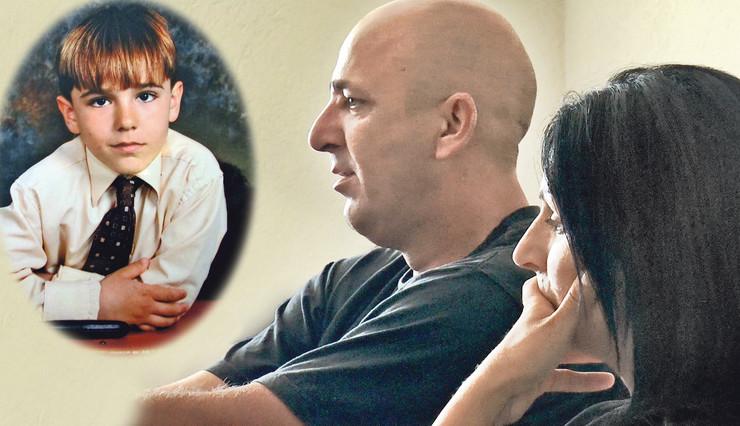 Loznica1 Milan otac i Zorica Nikodinovic majka foto Mirjana Cvoric