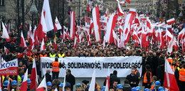 Marsz PiS 13 grudnia. Co mówili manifestanci?