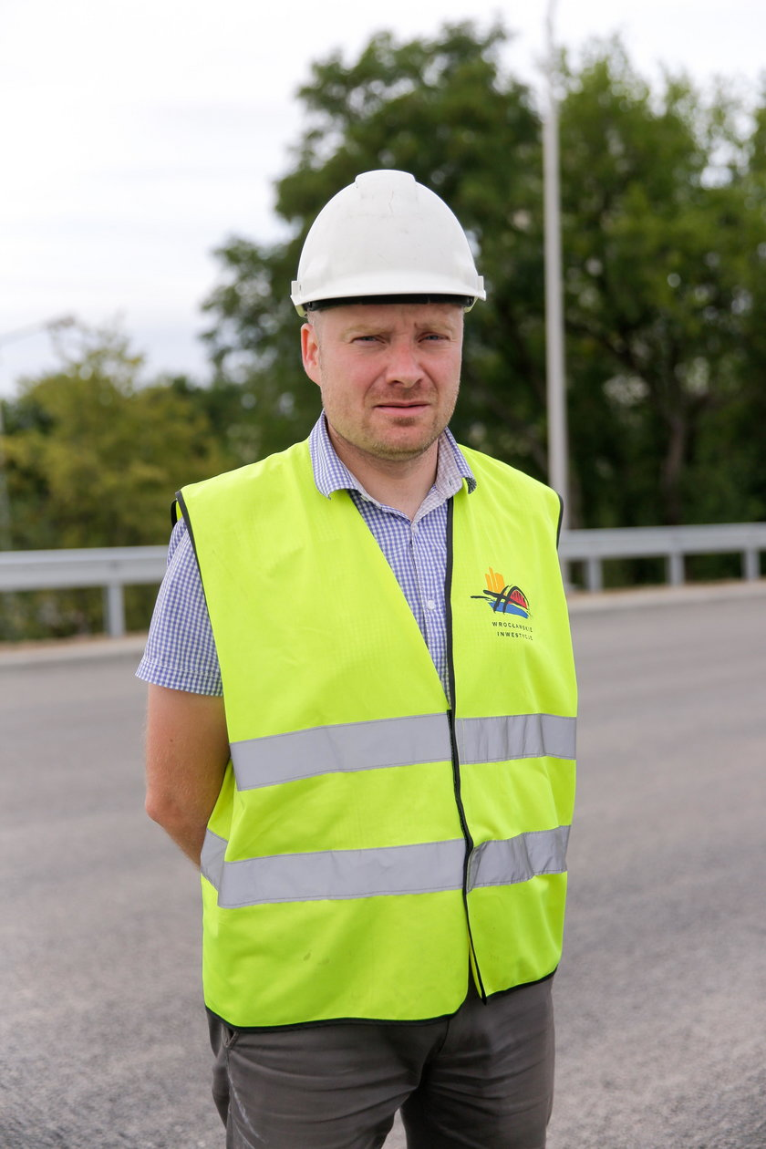 Jacek Mól (38 l.), kierownik projektu