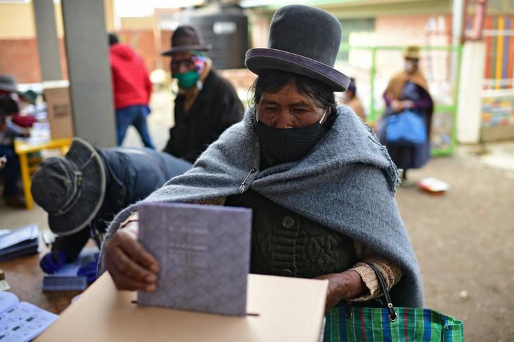 Izbori u Boliviji