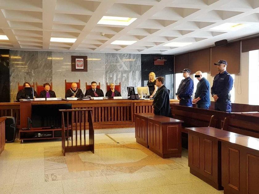 Zapadł wyrok w sprawie okrutnej zbrodni niedaleko Gołdapi