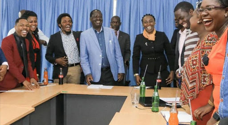 Uhuru appoints anti-Ruto blogger to deputize Magoha as Education CAS