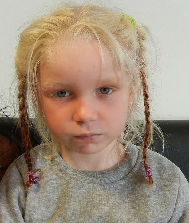 Maria-dziewczynka znaleziona w romskim obozie w Grecji