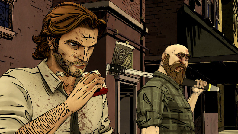 The Wolf Among US (PC, PS3, PS4, PSV, Xbox 360, Xbox One)