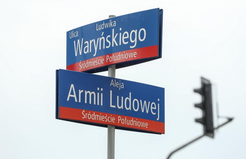 Aleja Kaczyńskiego zniknęła z Warszawy. Radni PO przegłosowali nową nazwę, PiS wściekły
