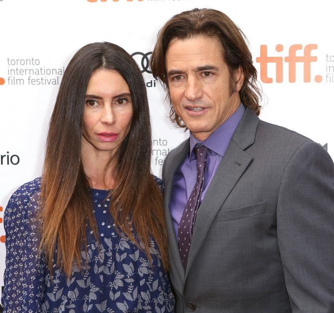 Sa suprugom Taritom Cesaroni