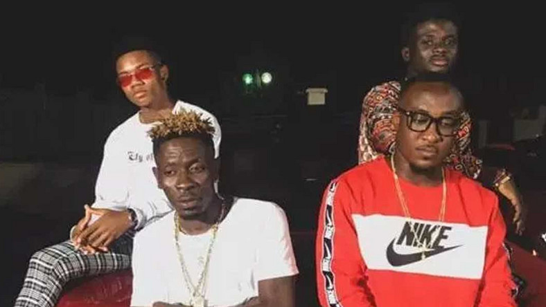 "DJ Vyrusky recruits Kuami Eugene, KiDi and Shatta Wale for new single ""Baby"""