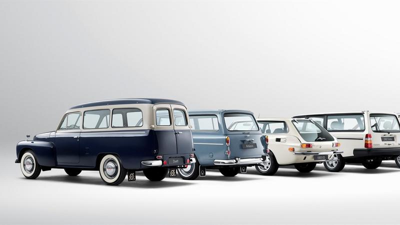 Volvo - najsłynniejsze modele