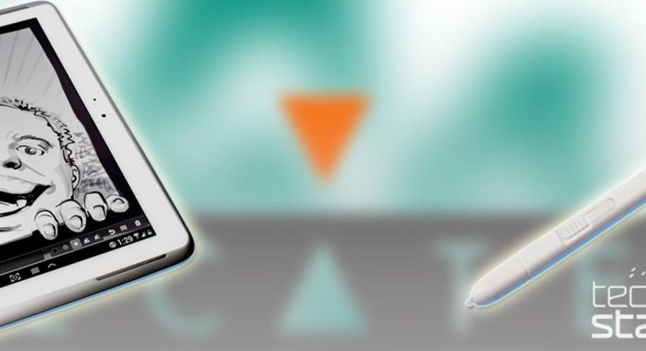 One Touch Scribe Pro: Galaxy-Note-3-Konkurrent von Alcatel
