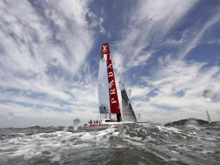 SAILING-AMERICASCUP/