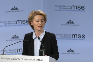 Kryzys migracyjny. Von der Leyen obiecuje 700 mln euro pomocy