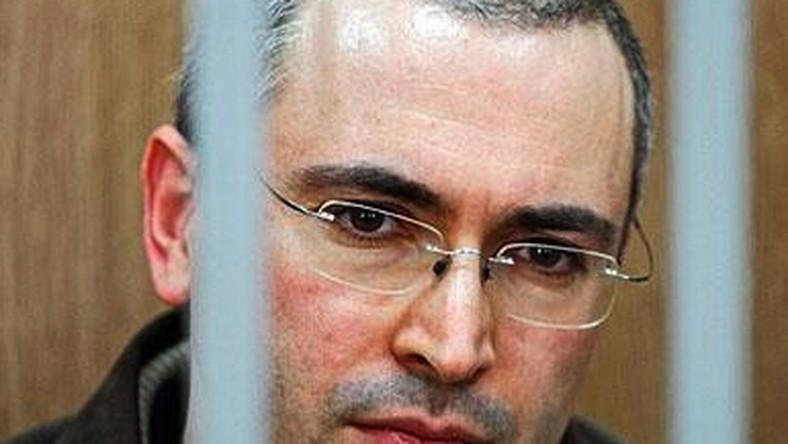 """Kadr z filmu """"Chodorkowski"""""""
