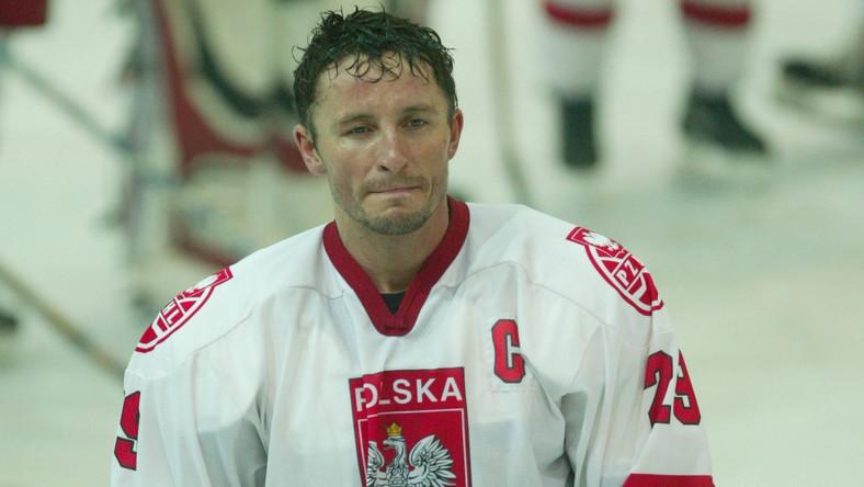 Krzysztof Oliwa, polski hokeista