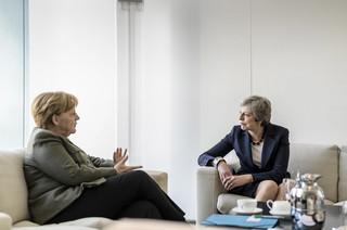 Merkel spotkała się z May w Berlinie. Przesunięcie brexitu jest możliwe