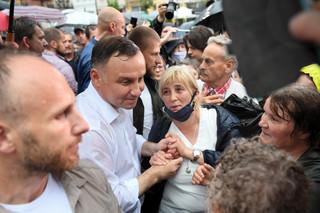 Andrzej Duda zabiera głos w sprawie swojej decyzji o ułaskawieniu