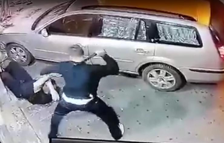 Tuča u Vranju