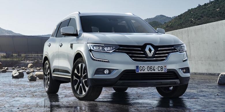 Nowe Renault Koleos: duży SUV za 111 tys. zł