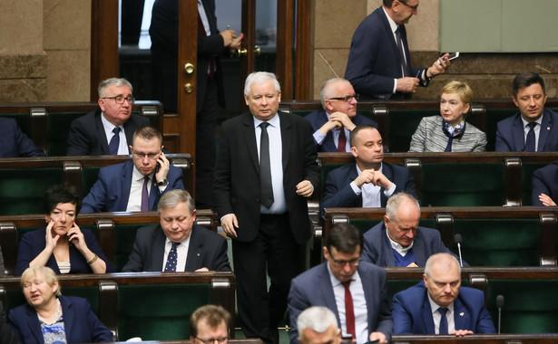 Pierwsze czytanie projektu miało się odbyć w Sejmie w minionym tygodniu, ale debata została przełożona.