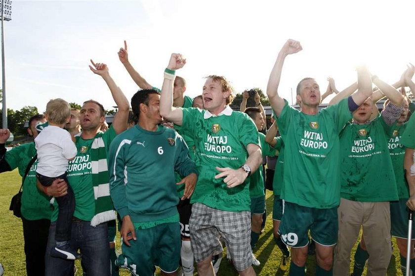 Sebastian Mila: Marzę o golu z Rapidem