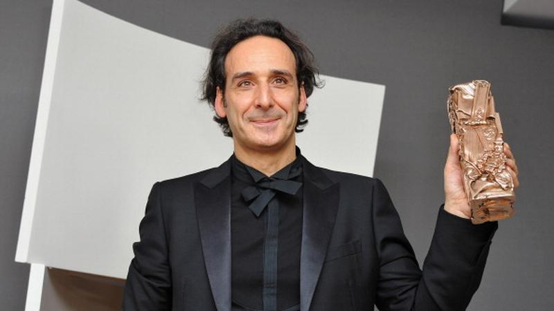 Alexandre Desplat (fot. Getty Images)