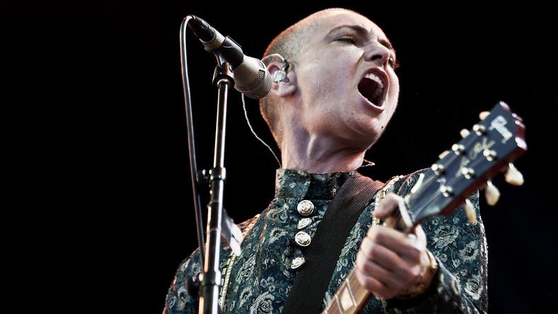 "Sinéad O'Connor zapowiada album ""I'm Not Bossy, I'm the Boss"""