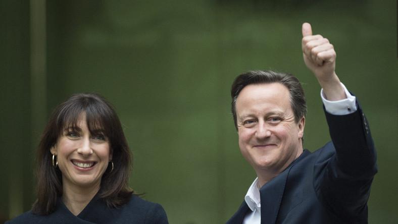 Wygrana Torysów w Wielkiej Brytanii. Mogą rządzić samodzielnie