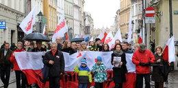 Marsz Pamięci przeszedł przez Kraków