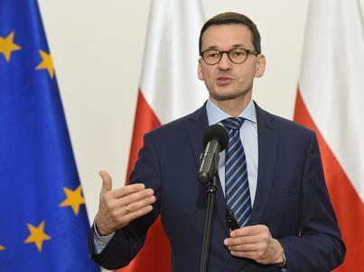 Mateusz Morawiecki liczy na wzrosty z VAT