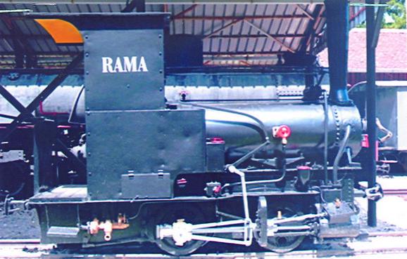 """Parna lokomotiva """"Rama"""" proizvedena je davne 1873. godine. Pretpostavlja se da je dovukla prvi svečani voz u Sarajevo"""