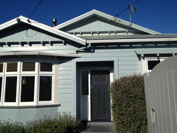 Nasz obecny dom w Dunedin