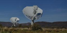 UFO istnieje? Naukowcy odebrali sygnał z kosmosu