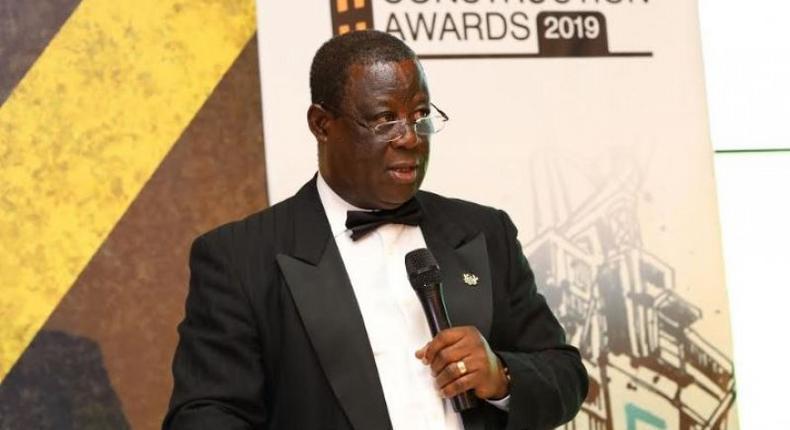 Ministry of Roads and Highways, Mr Kwasi Amoako-Atta